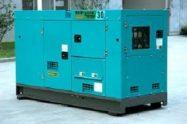 máy phát điện cũ Denyo 30 KVA