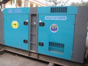máy phát điện Nhật bãi chất lượng