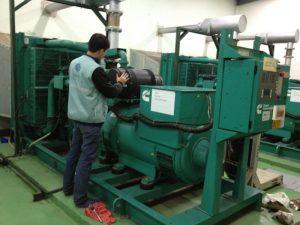 Sửa chữa máy phát điện